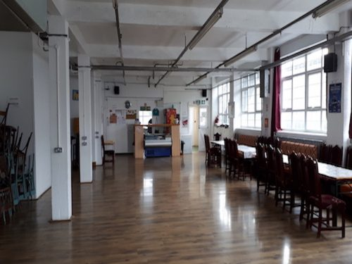2800 sq ft first floor warehouse space - with flexible use and 24hr access in Manor House