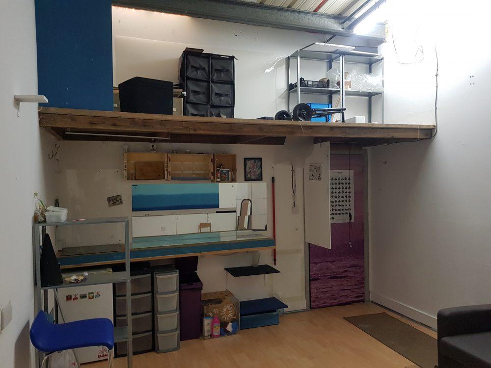 N16 Shelford Place U39 Art Studio to rent Pic14