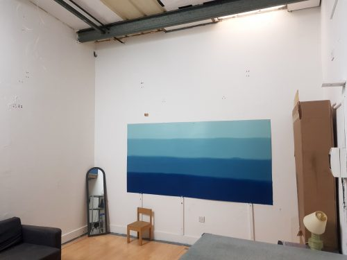 N16 Shelford Place U39 Art Studio to rent Pic2