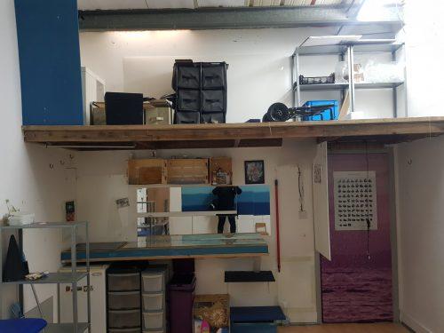 N16 Shelford Place U39 Art Studio to rent Pic8