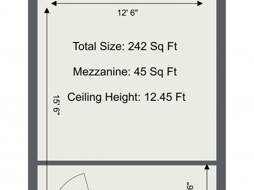 N16 Shelford Unit 39 – Floor Plan