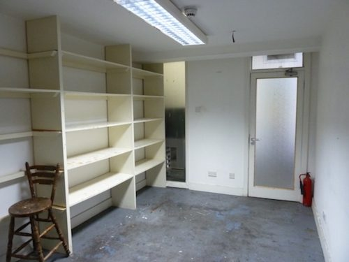 WORK ONLY: 150 sq ft studio / creative workspace available in Debeauvoir Road N1