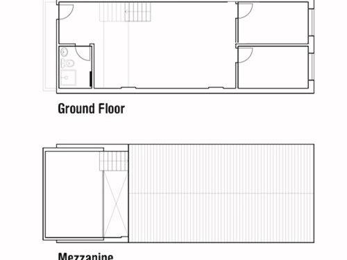 Floor plan – f5/750