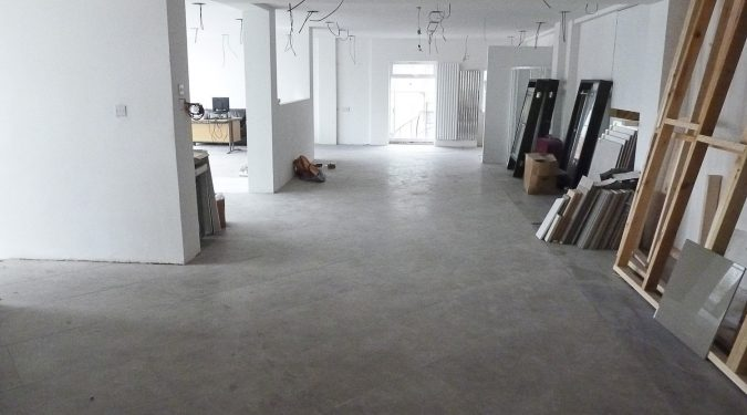 1300 sq ft first floor warehouse conversion with lots of light in Leyton E10