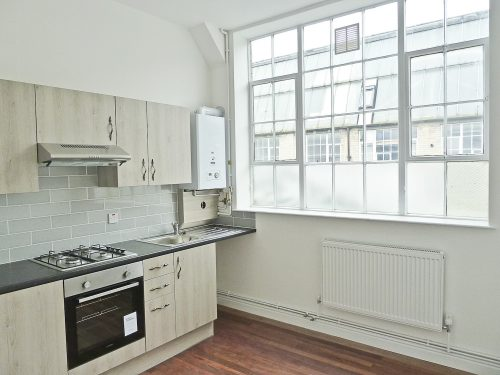 Warehouse conversion with 2 rooms, kitchen and WC in Seven Sisters N15