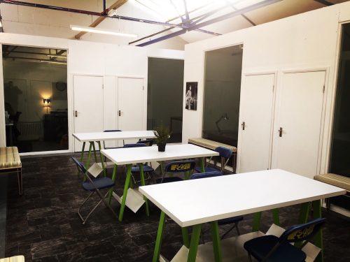 Desk spaces