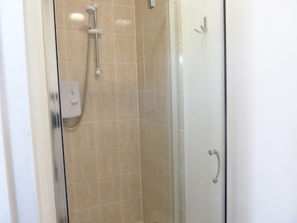 Ground floor – Shower