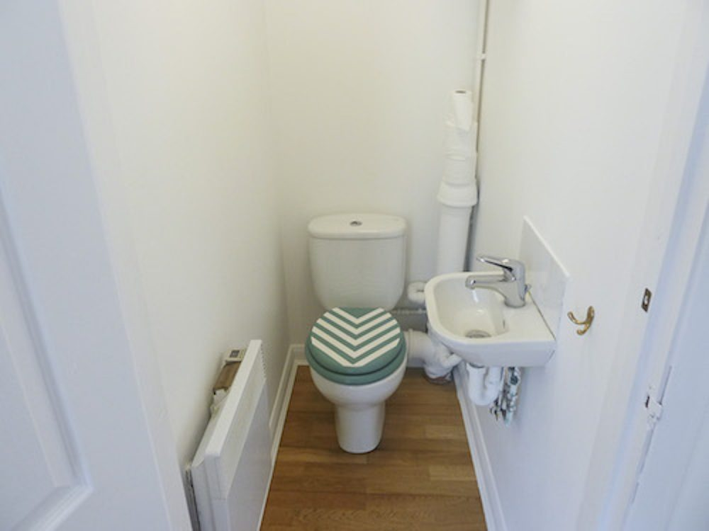 Ground floor – WC