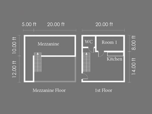 Floor plan – f10