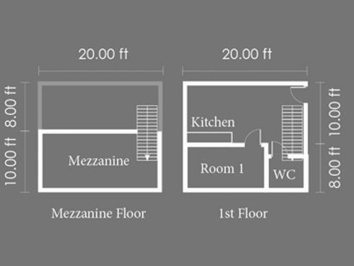 Floor plan – f13