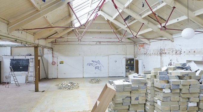 Warehouse available in Hackney Wick / Fish Island