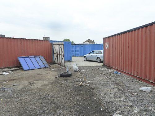 Carpark / storage