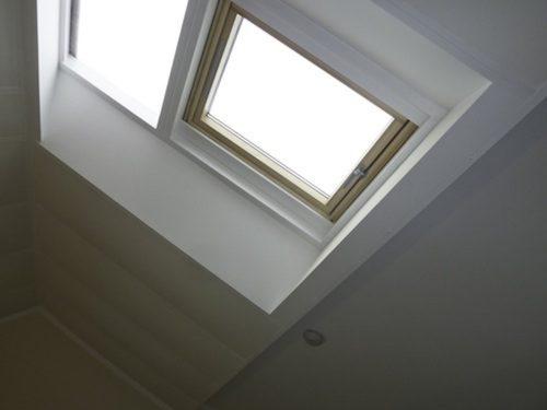 Mezzanine / window