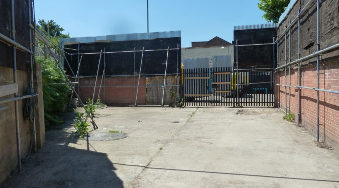 Open Storage yard / Parking space available to rent 1500 sq ft in High Cross Centre, Seven Sisters N15