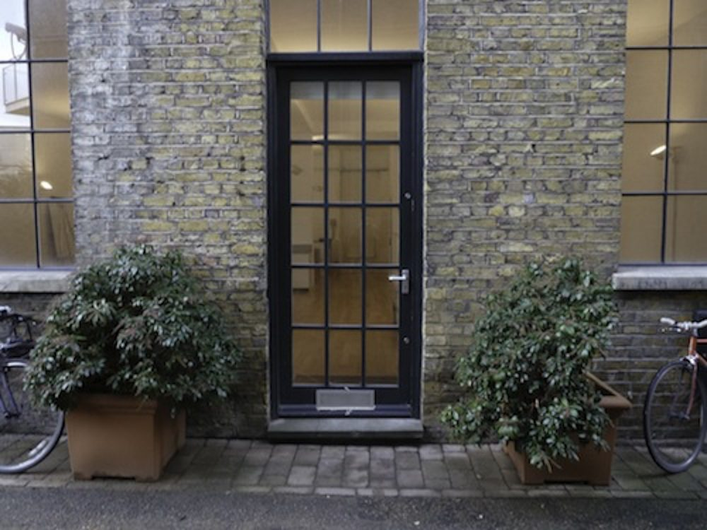 1140 sq ft office / studio available in converted piano factory in Stoke Newington N16