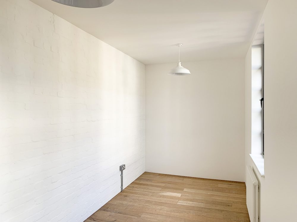 Room 3 – Live work style warehouse apartment to rent in SE13 Lewisham Old road