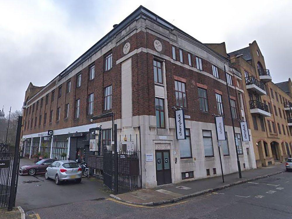 Samson street front