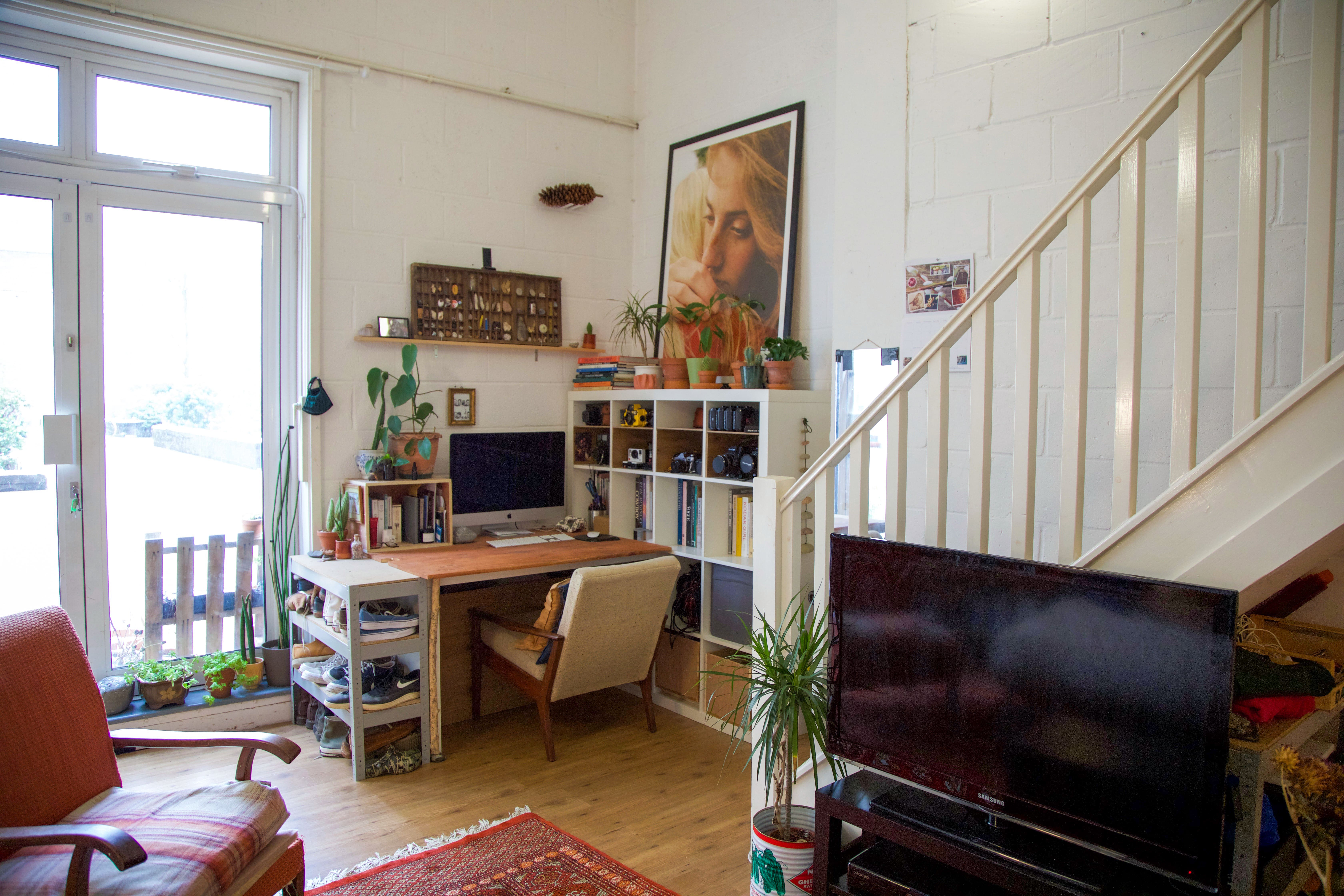 E9 Mare Street Live Work To rent Unit Pic 13