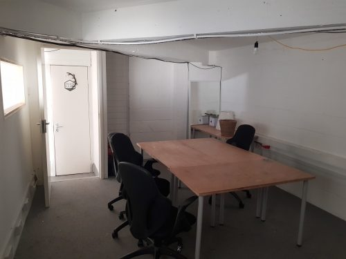 Art studio to rent in E9 Homerton12