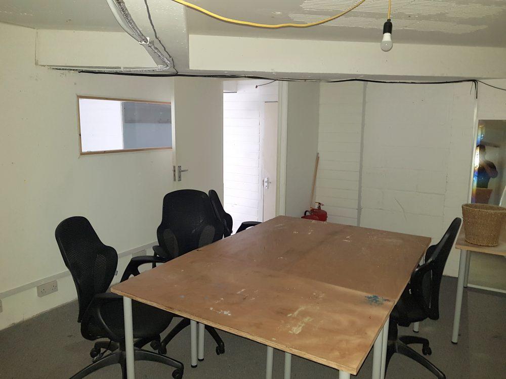 Art studio to rent in E9 Homerton17