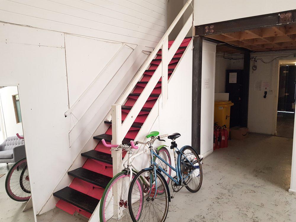 Art studio to rent in E9 Homerton2