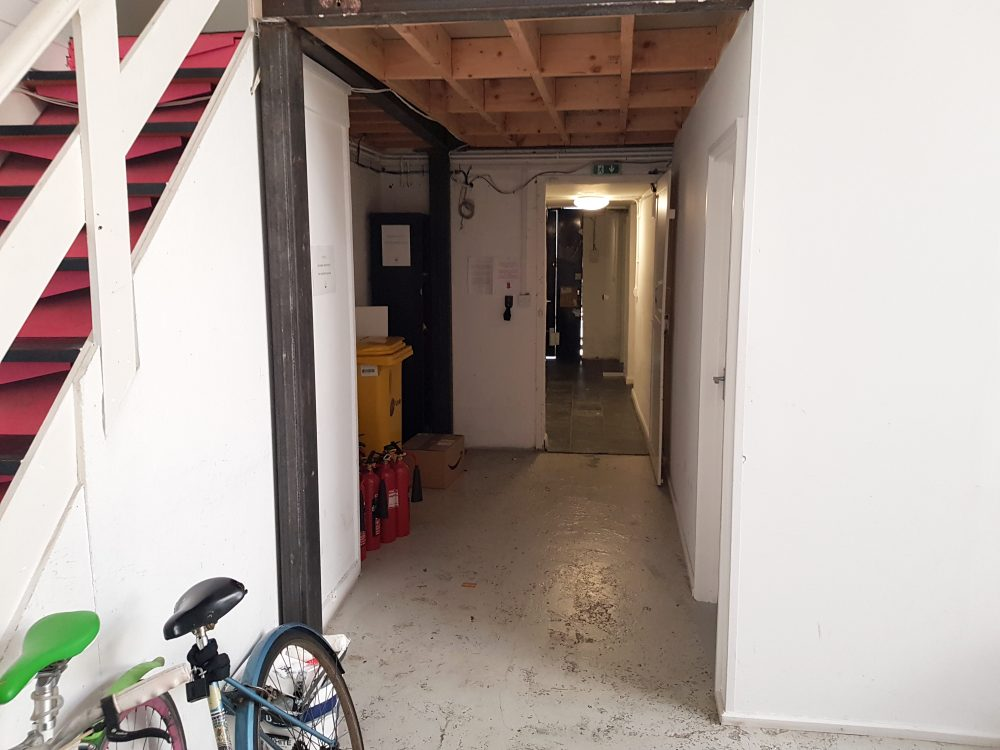 Art studio to rent in E9 Homerton3