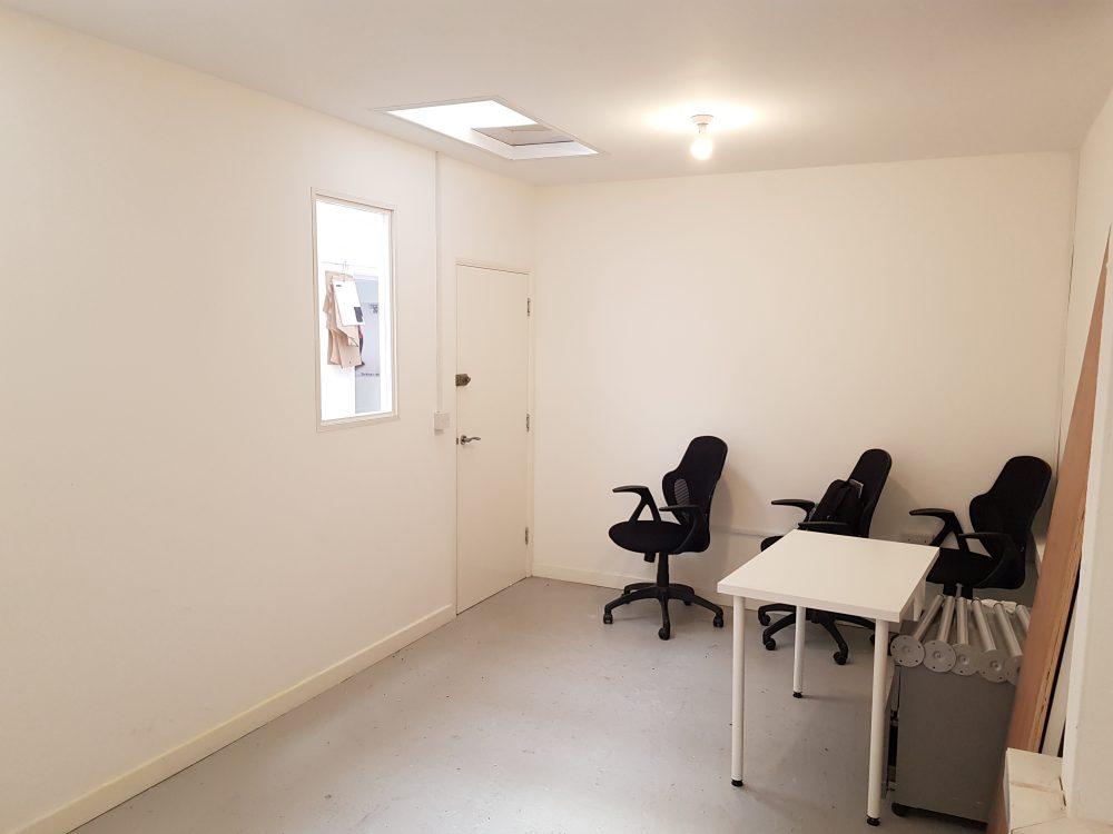 Art studio to rent in E9 Homerton30