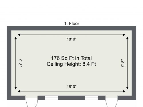 E9 Mackintosh G1N Floor Plan