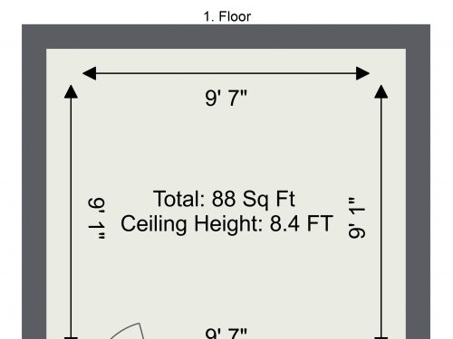 E9 Mackintosh Lane G10 Floor Plan