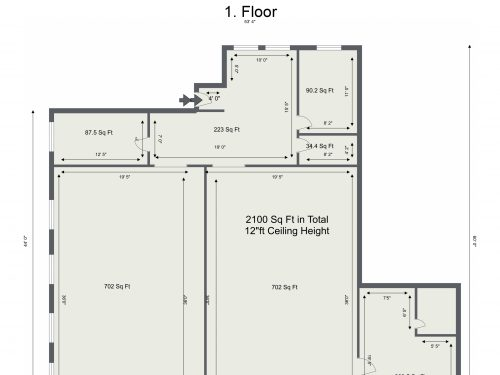 E1W Wapping Cheryy Duck 50K Pa – 1. Floor Plan