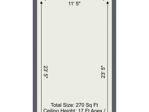 N16 SHelford Unit 52 -Floor Plan