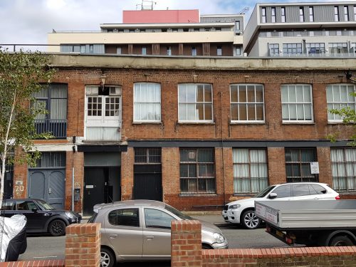E9 Hackney Centra, Belsham Street Light industrial studio / office space available to rent in converted warehouse 4000 sq ft in size located 5 minutes from Hackney Central station