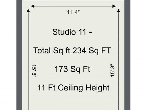 N16 Shelford U11- Floor Plan