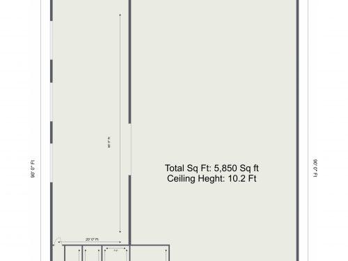 N18 21 Landmark Centre – Floor Plan