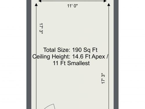 N16 SHelford Unit 61 Floor Plan