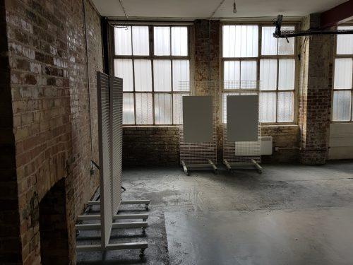 Huge light indurstrial unit to rent in E9 Belsham Street Pic13