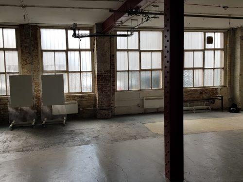 Huge light indurstrial unit to rent in E9 Belsham Street Pic19