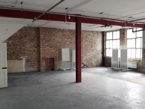 Huge light indurstrial unit to rent in E9 Belsham Street Pic24