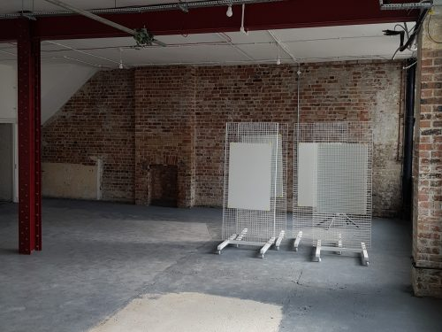 Huge light indurstrial unit to rent in E9 Belsham Street Pic3