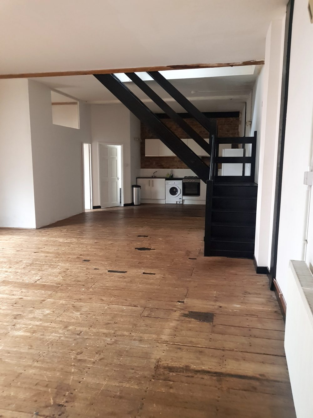 Live Work Unit to rent in E1 Limehouse – East London Pic3
