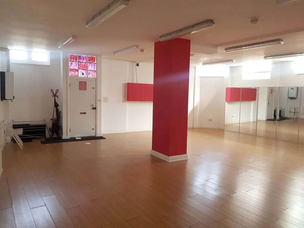 Live Work unit to rent in SE1 Lambeth Pic 1
