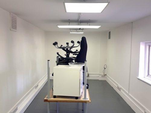 Creative Art studio to rent in N16 Newington Geen Unit H Pic1