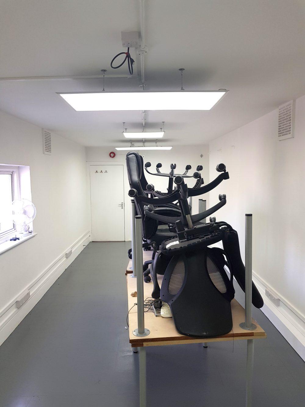 Creative Art studio to rent in N16 Newington Geen Unit H Pic10