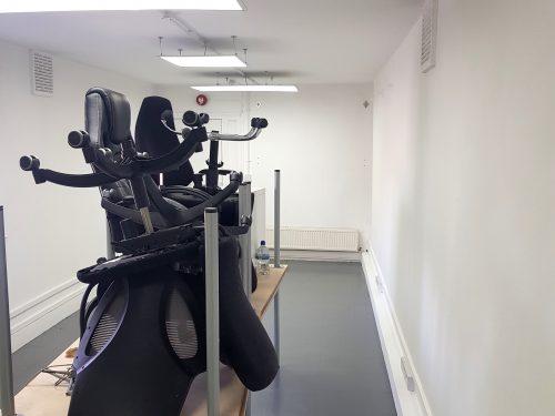 Creative Art studio to rent in N16 Newington Geen Unit H Pic11