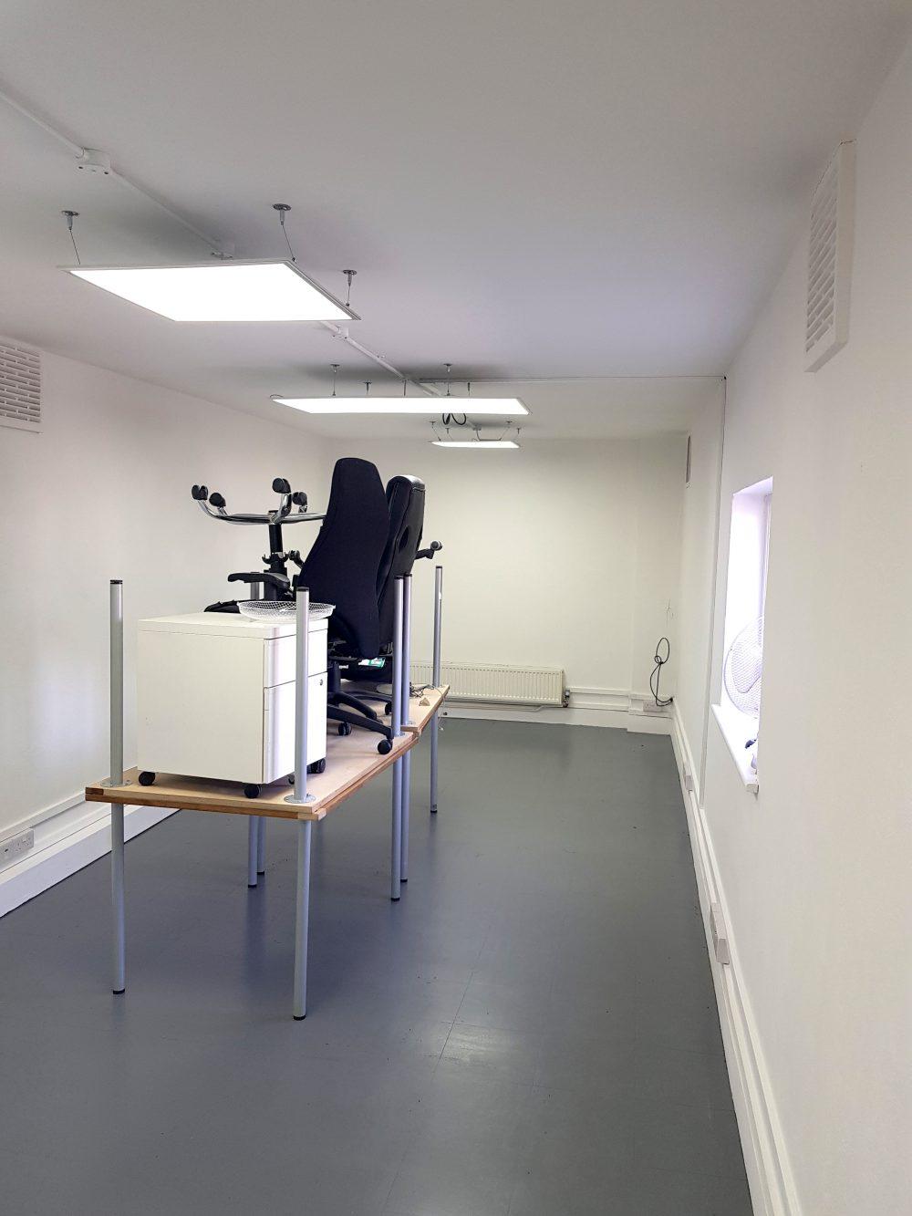 Creative Art studio to rent in N16 Newington Geen Unit H Pic3