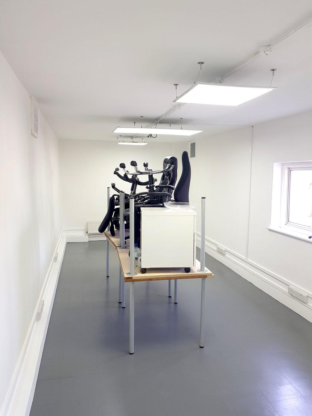 Creative Art studio to rent in N16 Newington Geen Unit H Pic5