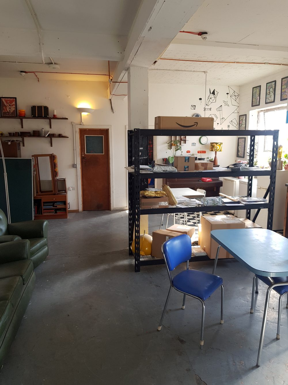Creative studio to rent in N15 Markfield Road Pic11