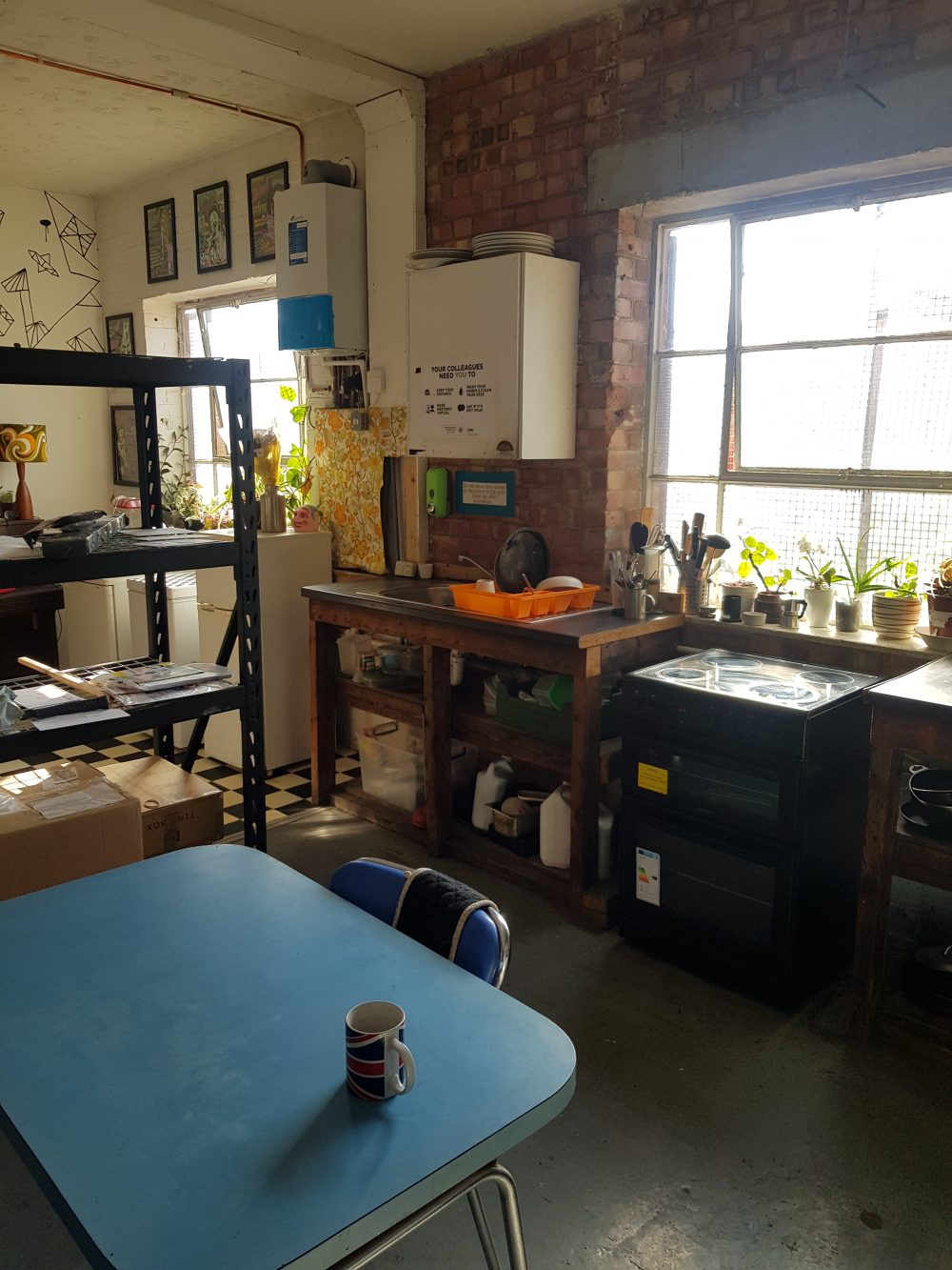 Creative studio to rent in N15 Markfield Road Pic12