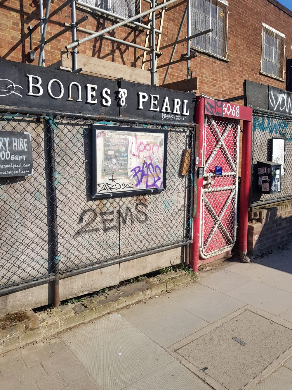 Creative studio to rent in N15 Markfield Road Pic33