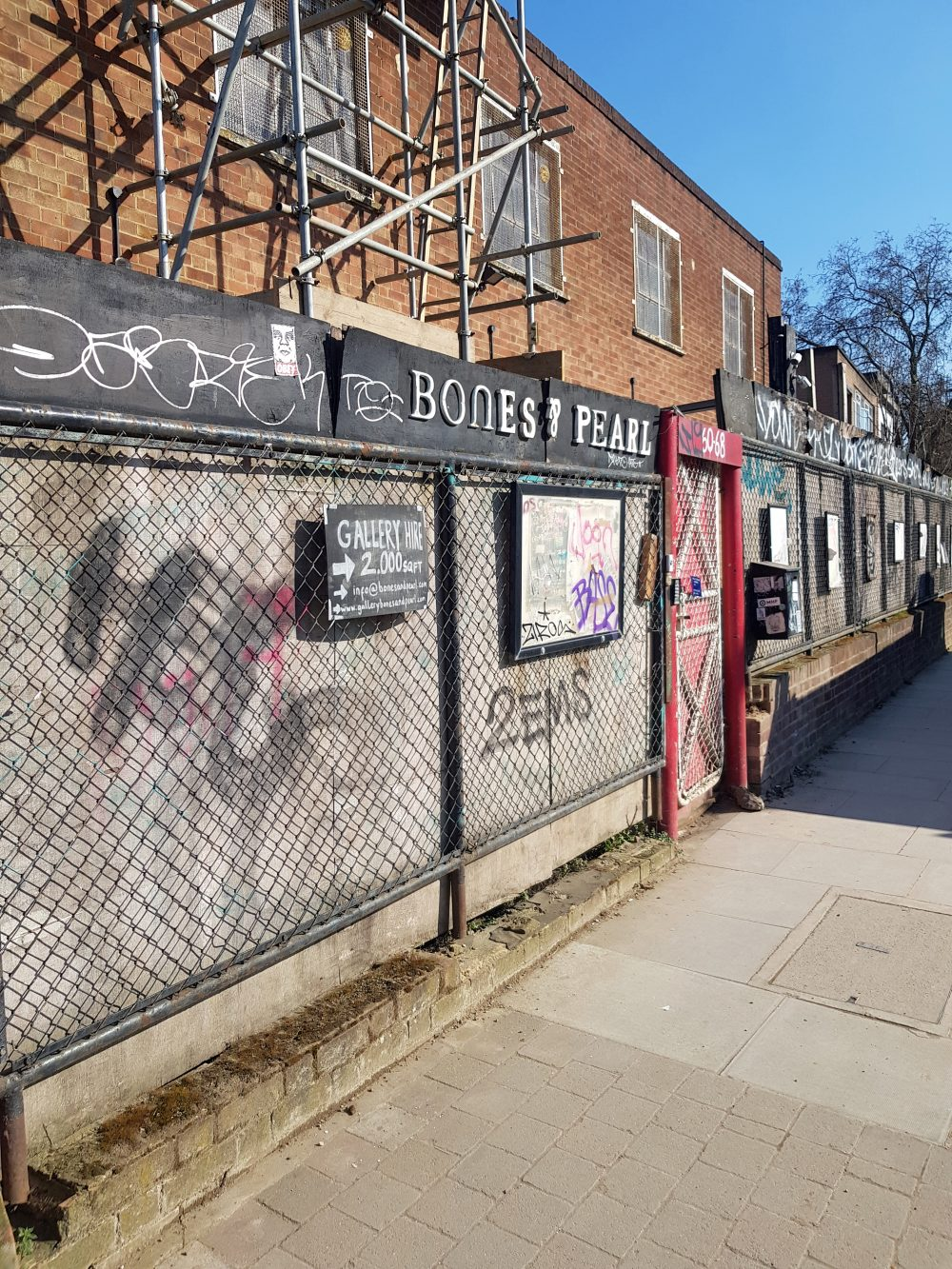 Creative studio to rent in N15 Markfield Road Pic34